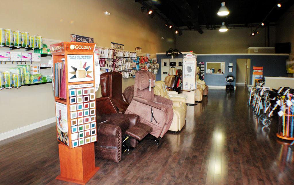 Medical Supply Store Triton Medical Retail Ocala
