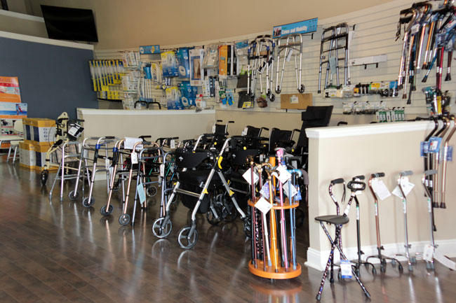 Medical Supply Store - Triton Medical Retail - Ocala - Lady Lake, FL