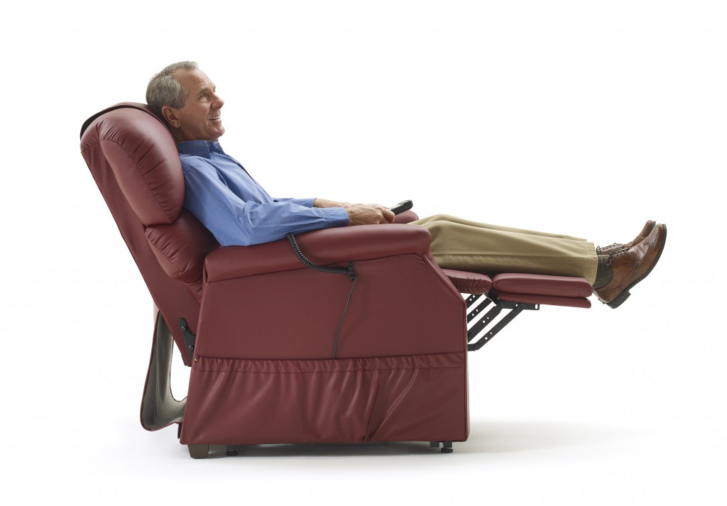 Trouble deciding what to get the dad who has everything this Father's Day? How about a comfortable reclining lift chair?