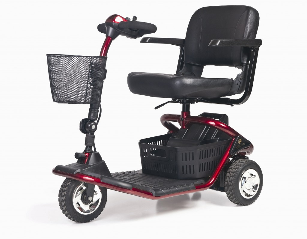 LiteRider GL-110 Power Mobility Scooter