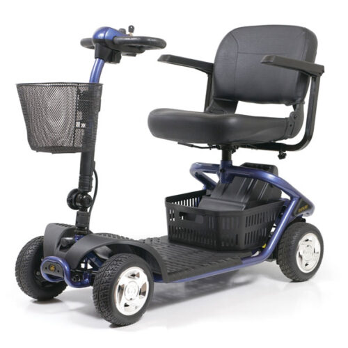 GL-140 Power Scooter Blue