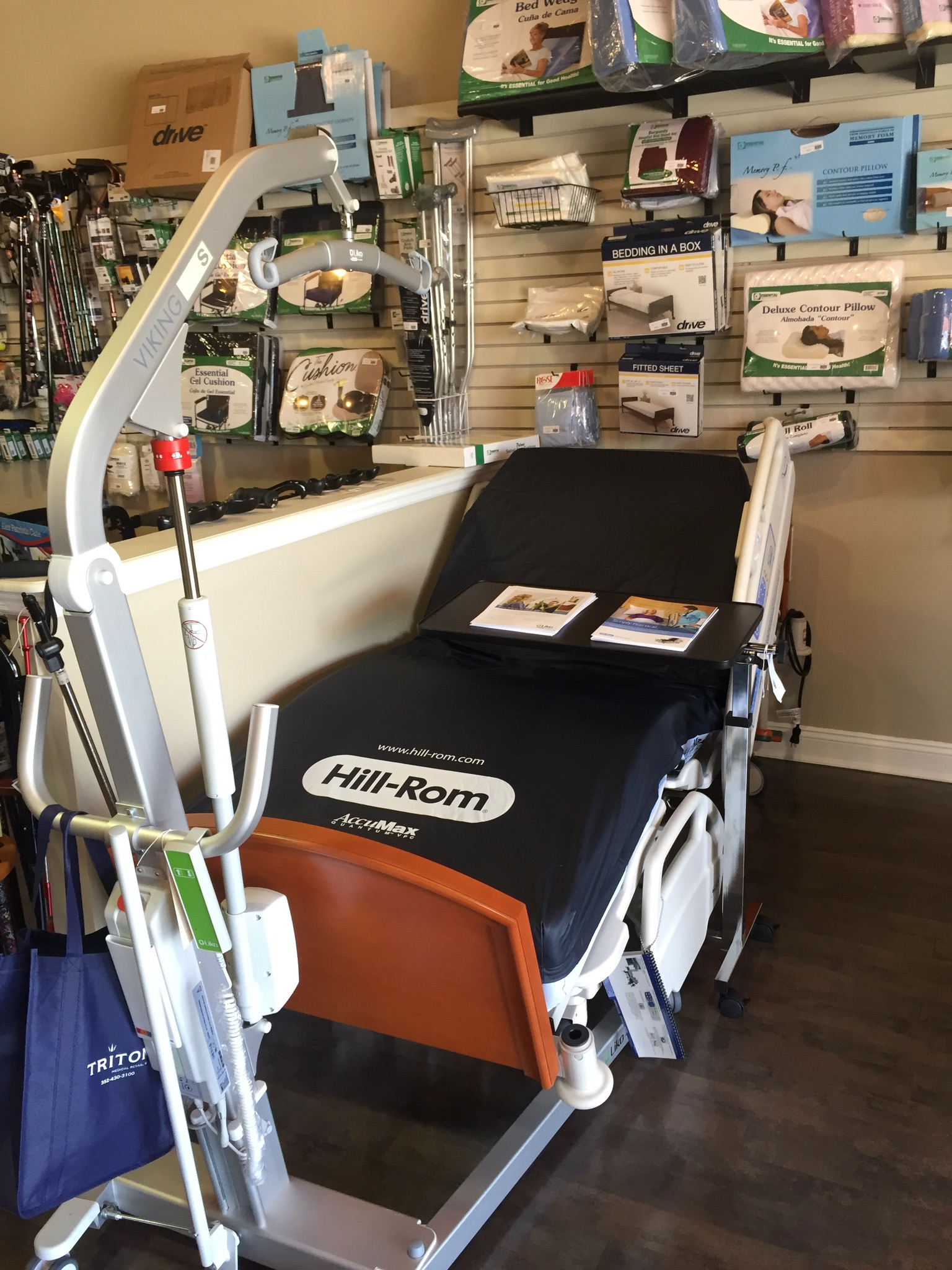 Hospital Beds and Lifts for Comfort and Security at Home - Lady Lake, The Villages