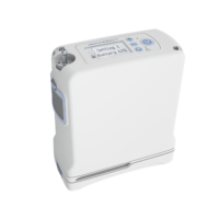 The Inogen One G4 delivers the independence of a portable oxygen concentrator in one of the smallest, lightest, and quietest packages available to the oxygen user today.