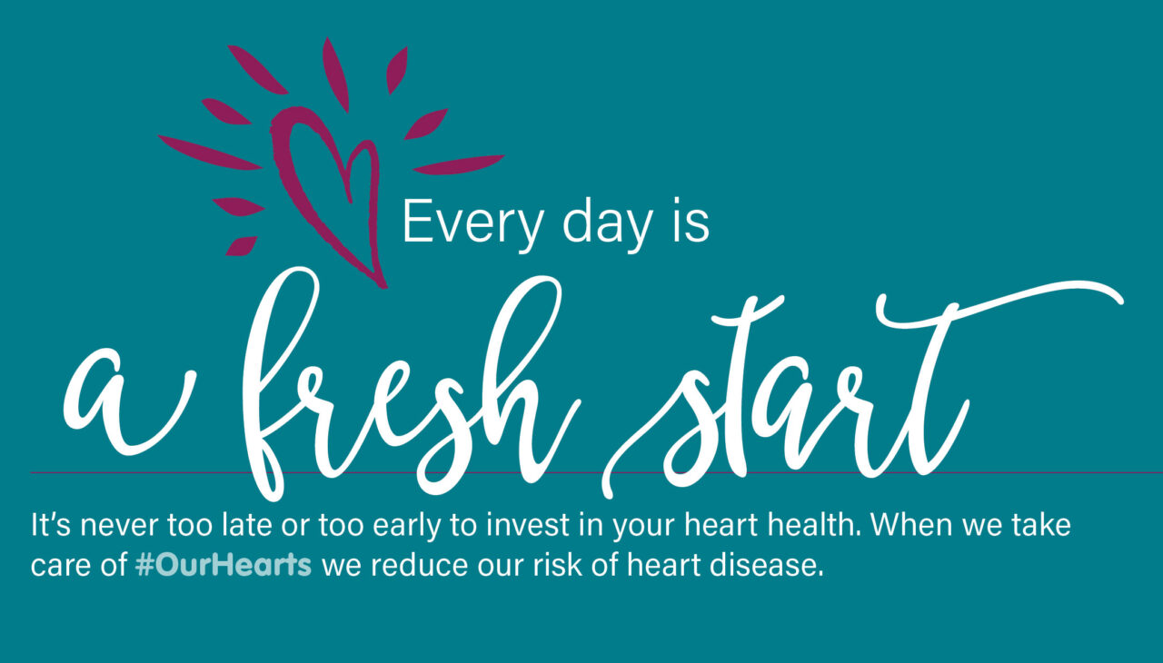 February is American Heart Month! Make Heart Health Part of Your Self-Care Routine